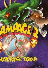 Обложка Rampage 2: Universal Tour