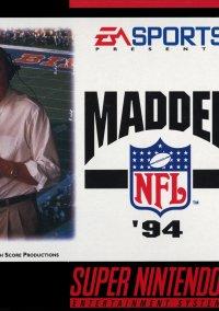 Обложка Madden NFL '94