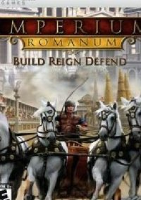 Обложка Imperium Romanum: The Conquest of Britannia