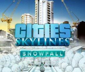 В Cities: Skylines приходит зима: анонсировано второе дополнение
