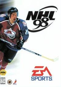 Обложка NHL '98