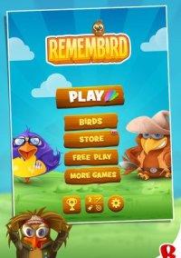 Обложка Remembird