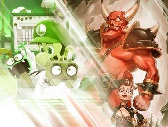 Мобильный Dungeon Keeper и другие любопытные игры