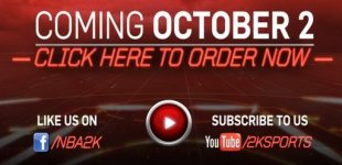 NBA 2K13. Видео #3