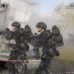 Скриншот Rising Eagle: Futuristic Infantry Warfare – Изображение 6