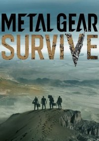 Обложка Metal Gear Survive