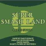 Скриншот Super Smash Land