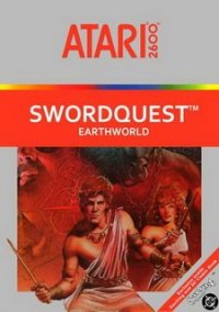 Обложка Swordquest: Earthworld