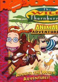Обложка The Wild Thornberrys: Animal Adventures