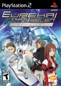 Обложка Eureka Seven: Vol. 1 - The New Wave