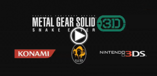 Metal Gear Solid 3D: Snake Eater. Видео #3