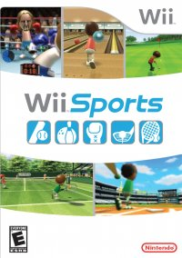 Wii Sports – фото обложки игры