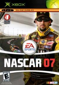 Обложка NASCAR 07