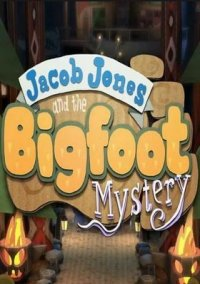 Обложка Jacob Jones and the Bigfoot Mystery