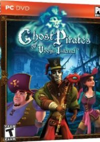 Обложка Ghost Pirates of Vooju Island