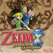 Обложка The Legend of Zelda: Phantom Hourglass