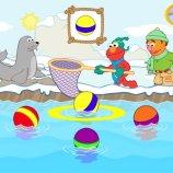 Скриншот Sesame Street: Elmo's A-to-Zoo Adventure
