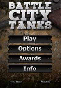 Обложка Battle City Tanks