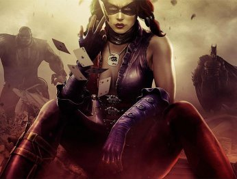 Обзор Injustice: Gods Among Us