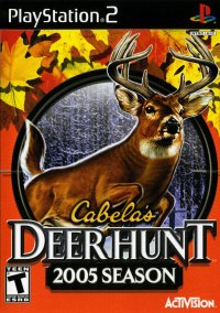 Обложка Cabela's Deer Hunt 2005 Season