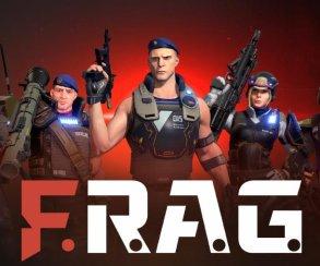 «Антишутер» F.R.A.G. показал геймплей и зовет на ЗБТ