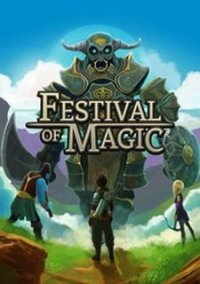Обложка Festival of Magic