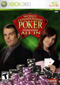 Обложка World Championship Poker: Featuring Howard Lederer - All In