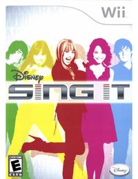 Обложка Sing It