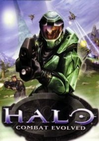 Обложка Halo: Combat Evolved