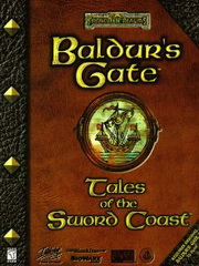 Обложка Baldur's Gate: Tales of the Sword Coast