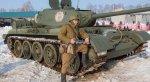 Создатели War Thunder отреставрировали советский танк Т-44 - Изображение 3