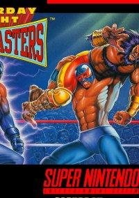 Обложка Saturday Night Slam Masters