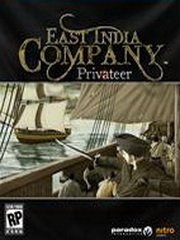 Обложка East India Company: Privateer