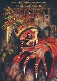 Обложка The Elder Scrolls Chapter Two: Daggerfall
