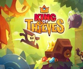 Авторы Cut the Rope анонсировали мобильную игру King of Thieves
