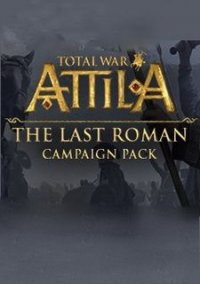 Обложка Total War: Attila - The Last Roman Campaign Pack