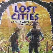 Обложка Lost Cities