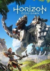 Обложка Horizon: Zero Dawn