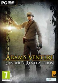 Обложка Adam's Venture: Episode 3 - Revelations