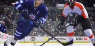 NHL 14. Видео #3