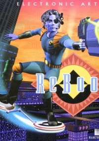 Обложка ReBoot