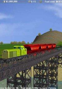 Обложка Railway Mogul