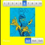 Скриншот Fistfull SliderPuzzle – Изображение 2