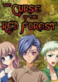 Обложка The Curse of the Red Forest