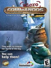 Обложка Microcommandos