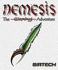 Обложка Nemesis: The Wizardry Adventure