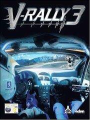 Обложка V-Rally 3