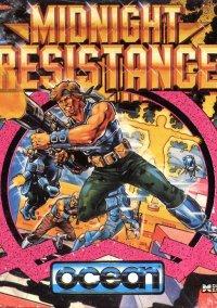Обложка Midnight Resistance