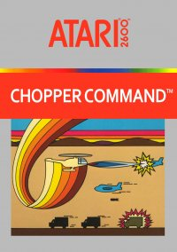 Обложка Chopper Command