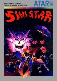 Обложка Sinistar